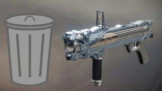 Most trash gun in Destiny history