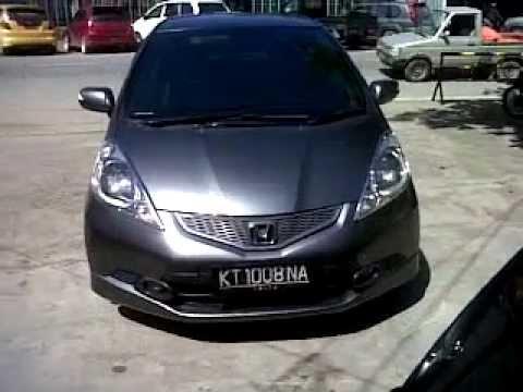 хонда джаз 2009 фото