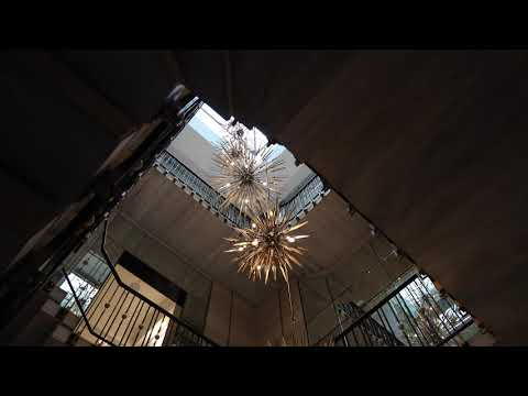 The Embassy Staircase