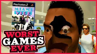 Worst Games Ever - Miami Vice