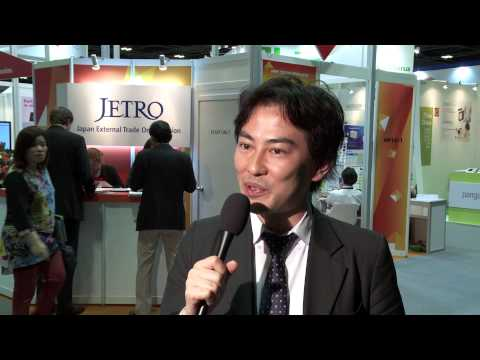 MEDICAL FAIR ASIA 2014 - Interview With JETRO Tokyo.