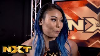 Mia Yim is coming for Shayna Baszler's NXT Women's Title: NXT Exclusive, Dec. 12, 2018