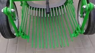 Купить Картофелекопалка Bomet Z655 вибрационная с задним выбросом minitrak.com.ua
