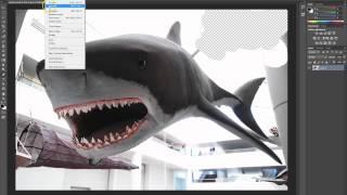 Créer AR images pour une utilisation dans MyTourGuide à l'aide de Photoshop