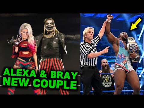 5 Huge Leaked WWE Rumors For August 2020 - The Fiend & Alexa Bliss New Couple & Big E Wins Title