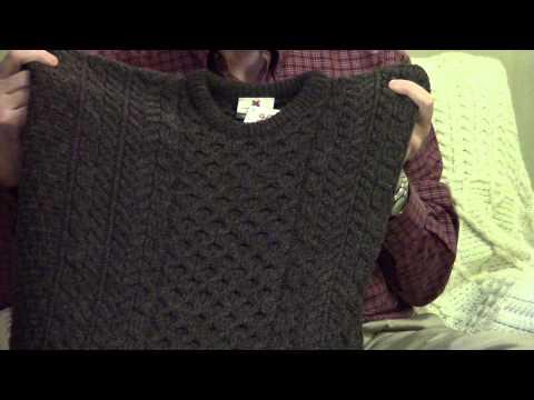 Exculsively Irish: Aran Sweaters