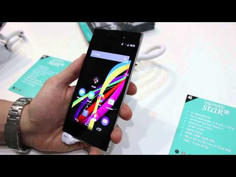 MWC 2015: Wiko Highway Star hands-on by GizChina.it