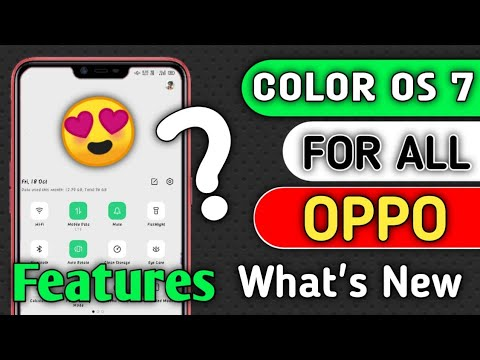 Color OS 7.0 Update For Oppo Devices | Color OS 6.7 Features Oppo | Faisal Alam Official