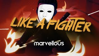 Imanbek, LP – Fighter (Lyric Video)