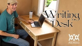 Make an elegant writing desk. Quaint and charming! Thumbnail