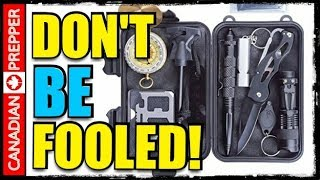 Survival Gear: Dont Make this Mistake!