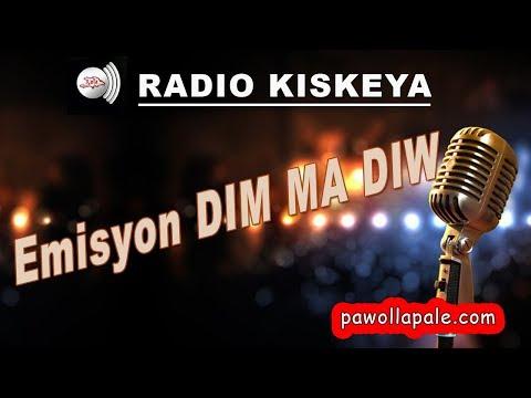 DIM MA DIW - Lundi 3 septembre 2018 / Aktyalite - Analiz - Refleksyon