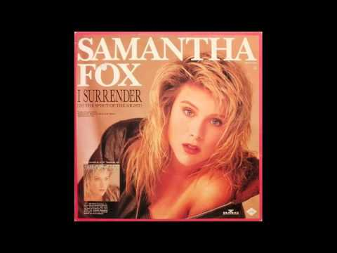 Samantha Fox  I Surrender Extended