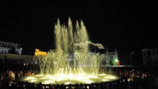 Кисловодский фонтан