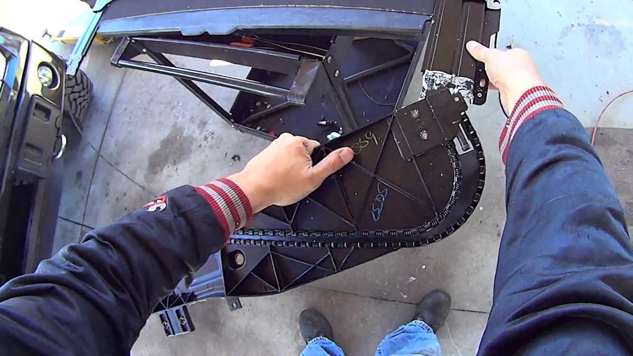 2009 Kia Sedona Harness Sunroof Wiring Harness Part 91810 4d040
