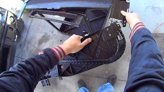 Sunroof rebuild process for Ford F-150, F-250, Navigator, Expedition, Excursion, Mercury and more.