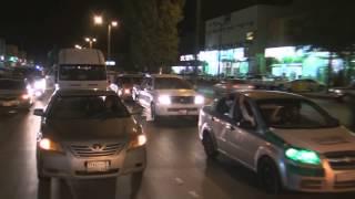 مسيرة اليوم الوطني الرابع والثمانون بمحافظة المجمعة - تغطية مجموعة Photo Time 21 الإعلامية