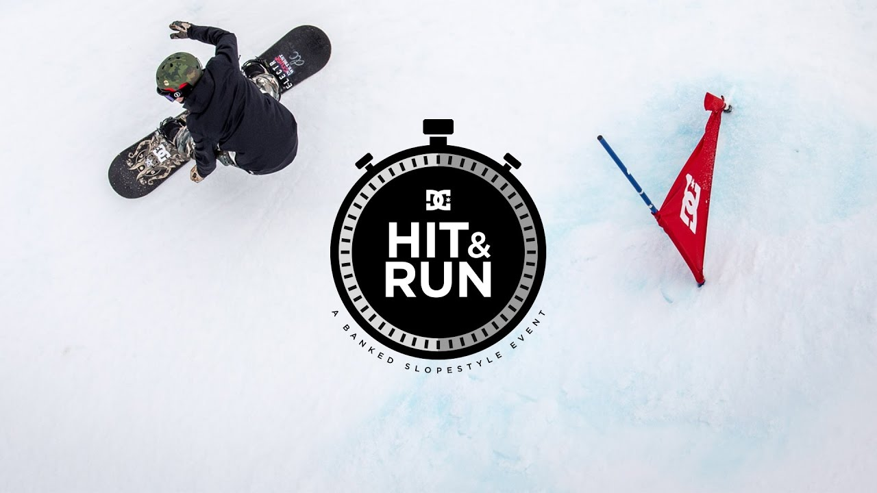 DC SHOES: HIT & RUN 2017 WHISTLER, BC