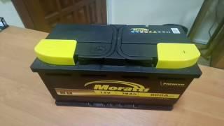 MORATTI Premium 78Ah R+ 800A