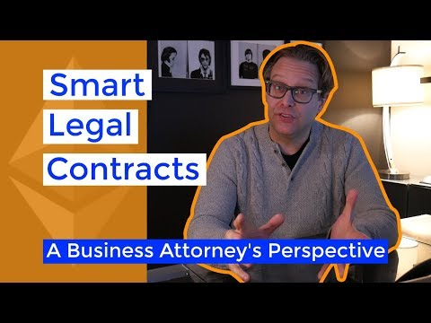 Smart Legal Contracts Explained:  What Are They And Are They Legally Binding?