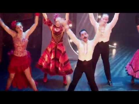 Musical Moustache al Teatre Apolo de Barcelona