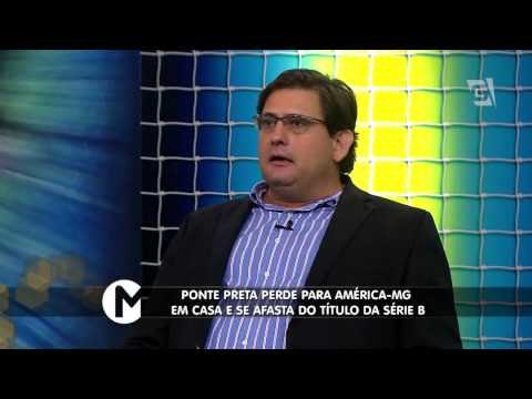 Mesa Redonda - Brasileirão Série B: Ponte Preta X América-MG (23/11/14)