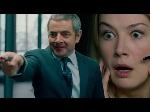 Lipstick KILLER | Johnny English Reborn | Mr Bean Official