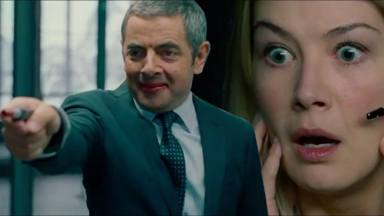 Download Lipstick KILLER | Johnny English Reborn | Mr Bean Official