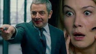 Download Mr Bean Comedy - Lipstick KILLER | Johnny English Reborn | Mr Bean
