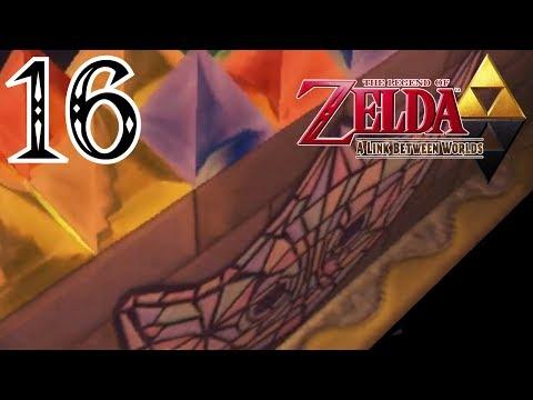 Zelda : A Link Between Worlds - Le cœur du Palais des ténèbres - Ép. 16