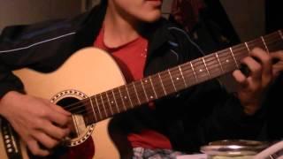 Bình Yên Nơi Đâu(M-TP) - Guitar cover by Duy Khánh Acous