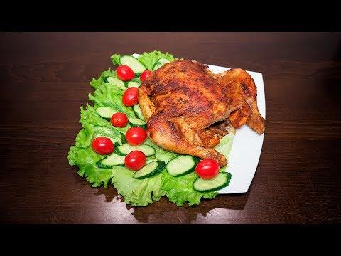 Приготовить курицу целую курицу в мультиварке редмонд