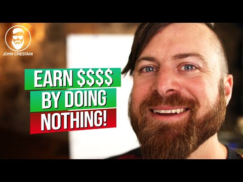 How To Make TRUE PASSIVE Income - $400 Per Day