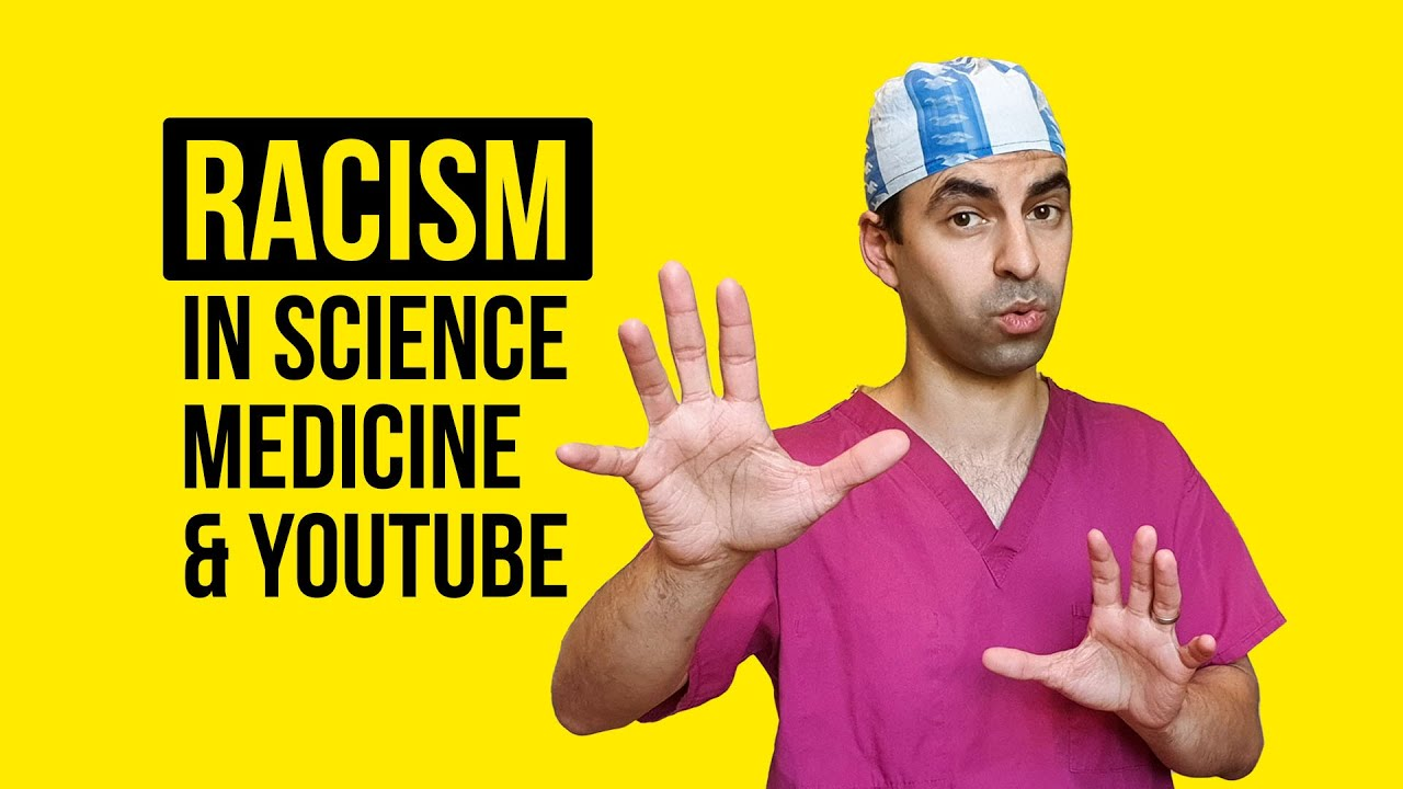Is COVID racist too? How Science & Medicine Get It Wrong