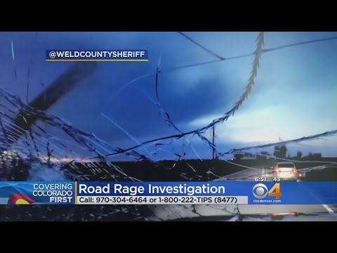 VIDEO: Ugly Case Of Road Rage In Weld County