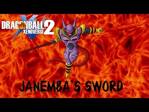 how to get sword in dragon ball xenoverse 2
