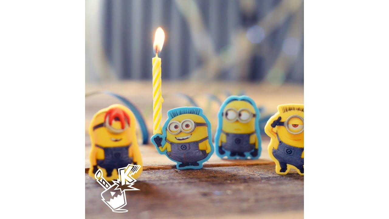 Happy Minions Birthday