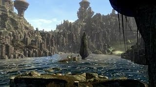 видео the elder scrolls skywind