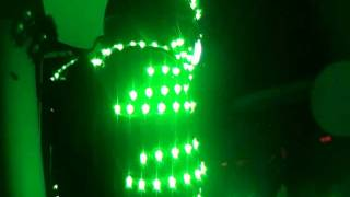 Alex M.O.R.P.H. @ Fiesta P.U.R.A., Clubland 22.07.2011 (Shivers) ROBOT