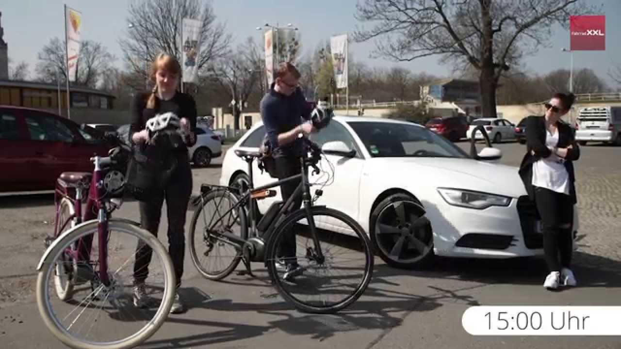 fahrrad xxl e bike test youtube. Black Bedroom Furniture Sets. Home Design Ideas