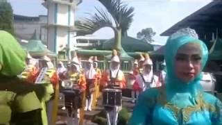 Download lagu KIDUNG WAHYU KOLOSEBO Drum Band SMP Wahid Hasyim Malang MP3