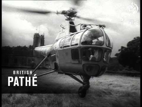Helicopter Village (1953)