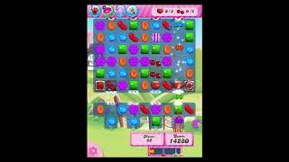Candy Crush Saga Level 288 Walkthrough
