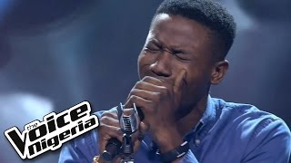 Gabriel Songs sings 'Jealous' / Blind Auditions / The Voice Nigeria 2016