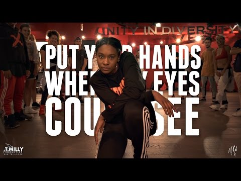 Busta Rhymes - Put Your Hands Where My Eyes Could See @Willd