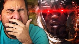 THE SUPER HEROES WE NEED!! | Kaggy Reacts to Black Avengers 1 & 2