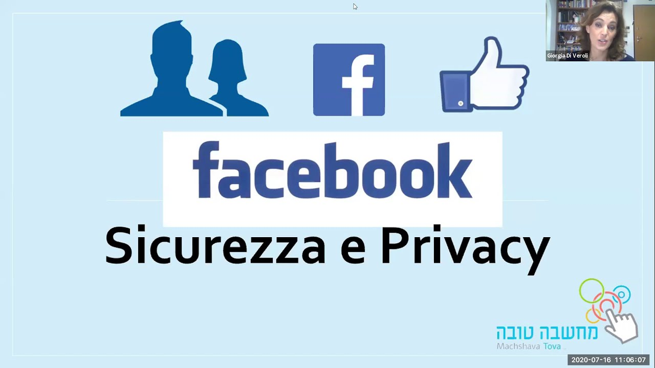 Facebook - Privacy e Sicurezza