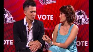 FIRLY & ANA - COUPLE TAKE ME OUT INDONESIA EPISODE 28
