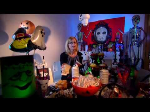Halloween Party Ideas from Poundland