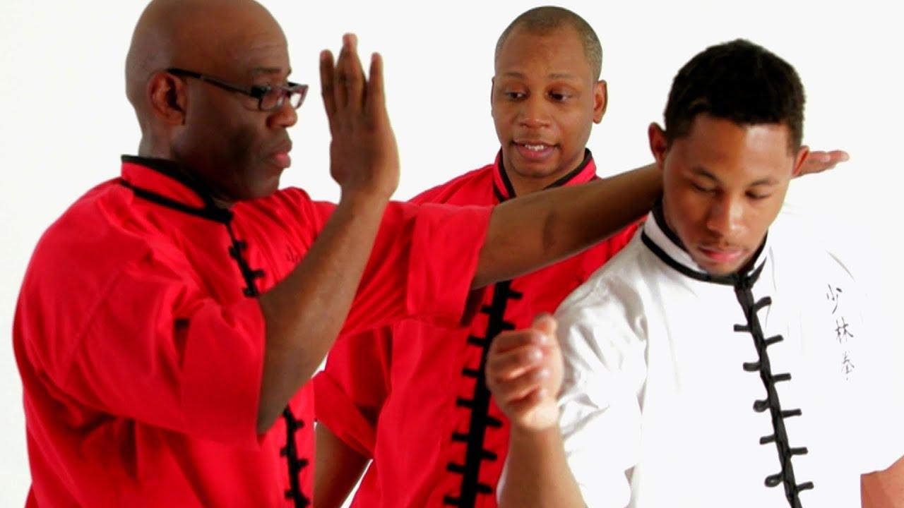 Turn Chop Self-Defense Long Fist Form | Shaolin Kung Fu